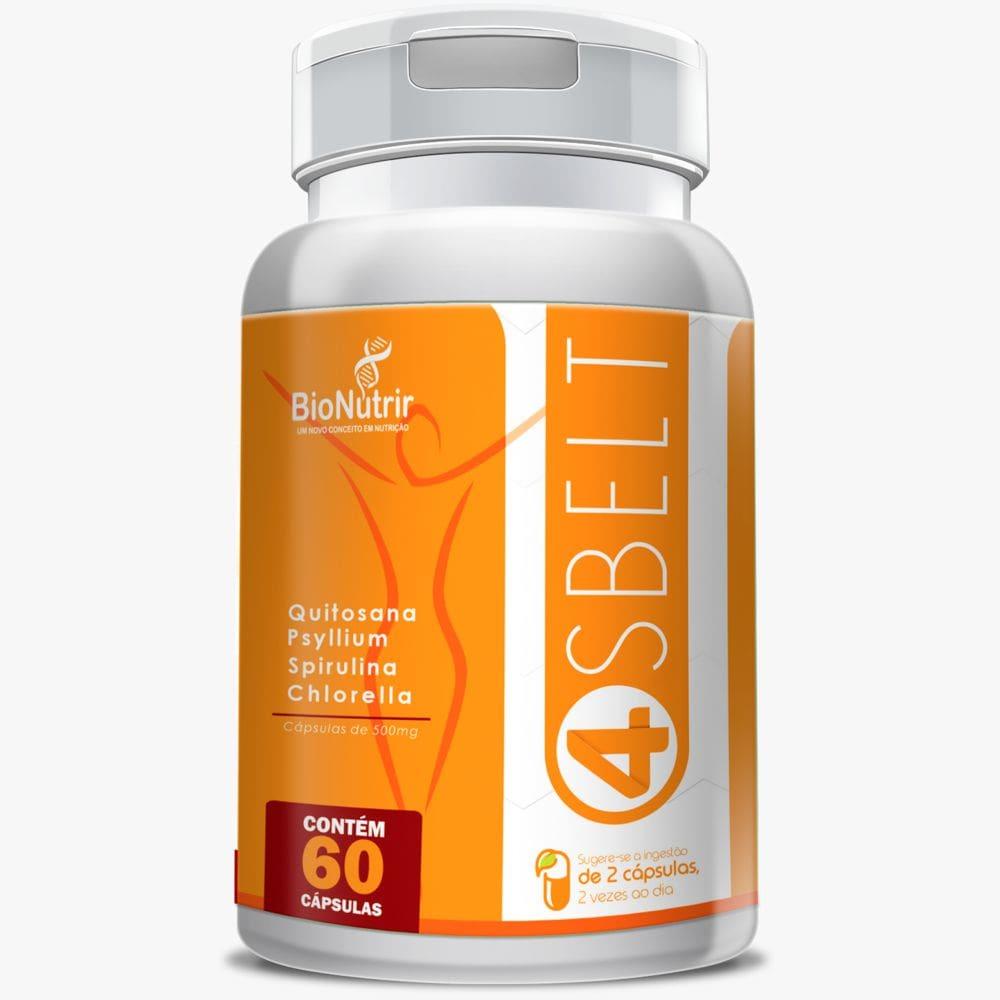 4Sbelt 60 cápsulas - Bionutrir