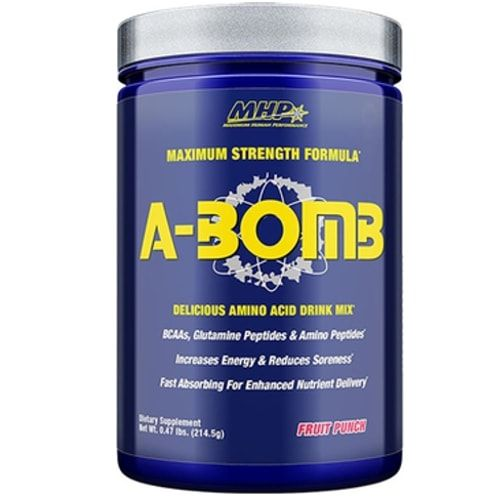 A-Bomb 215g - MHP  - Personall Suplementos