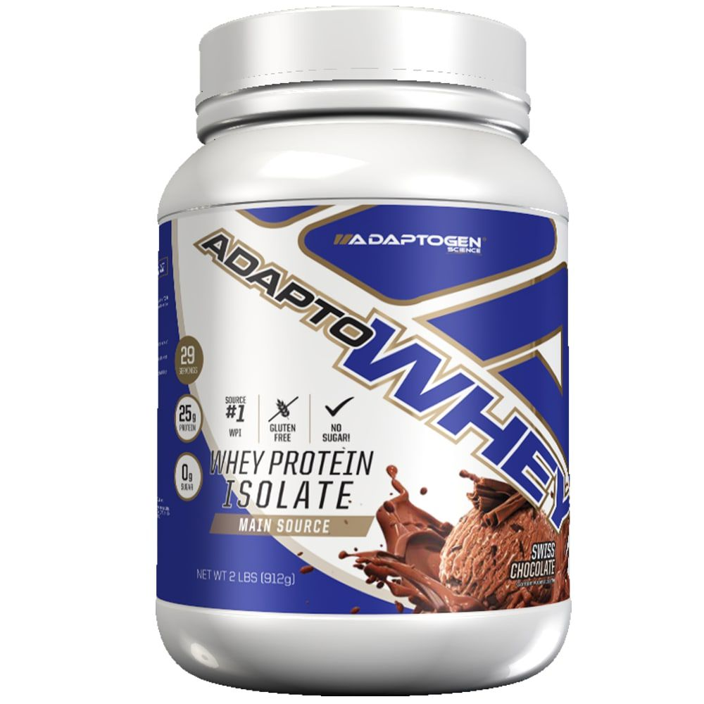 Adapto Whey 900g - Adaptogen Science