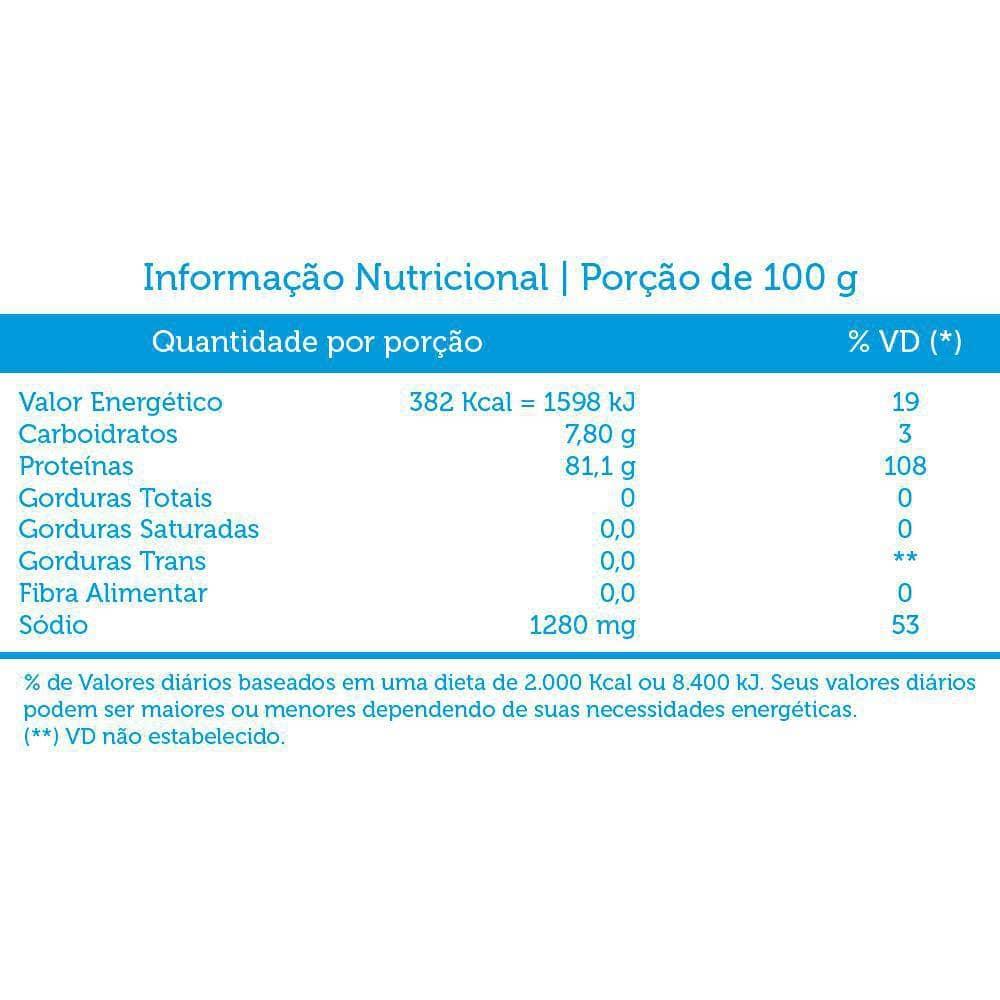 Albumina 500 g - Sina Cheff  - Personall Suplementos