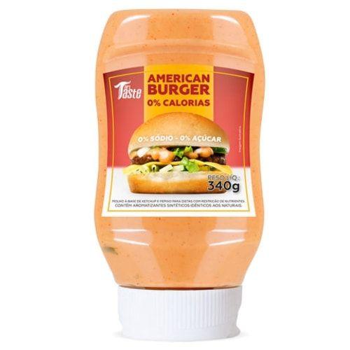 American Burguer 340g - Mrs Taste  - Personall Suplementos