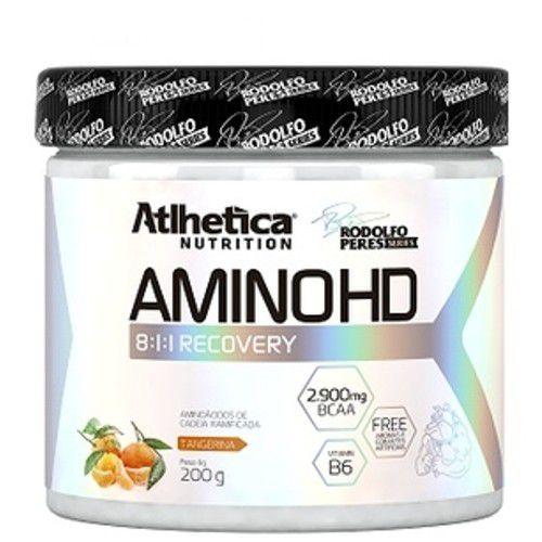 Amino HD 8:1:1 200g - Atlhetica Nutrition  - Personall Suplementos