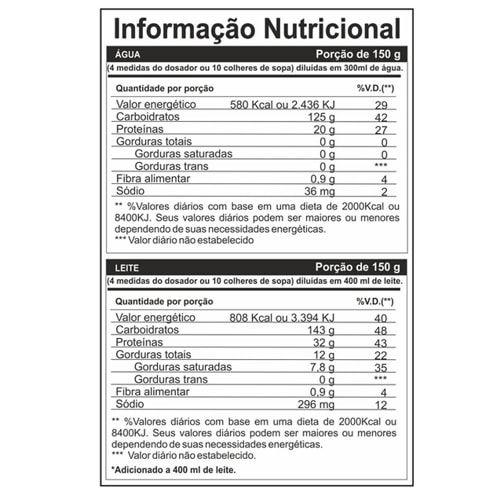 Anabolic Mass 28500 3kg - ProFit   - Personall Suplementos