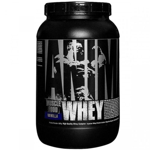 Animal Whey 900g - Universal Nutrition  - Personall Suplementos