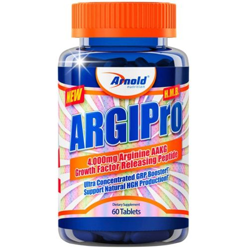 ARGIPro 60 tabs - Arnold Nutrition  - Personall Suplementos