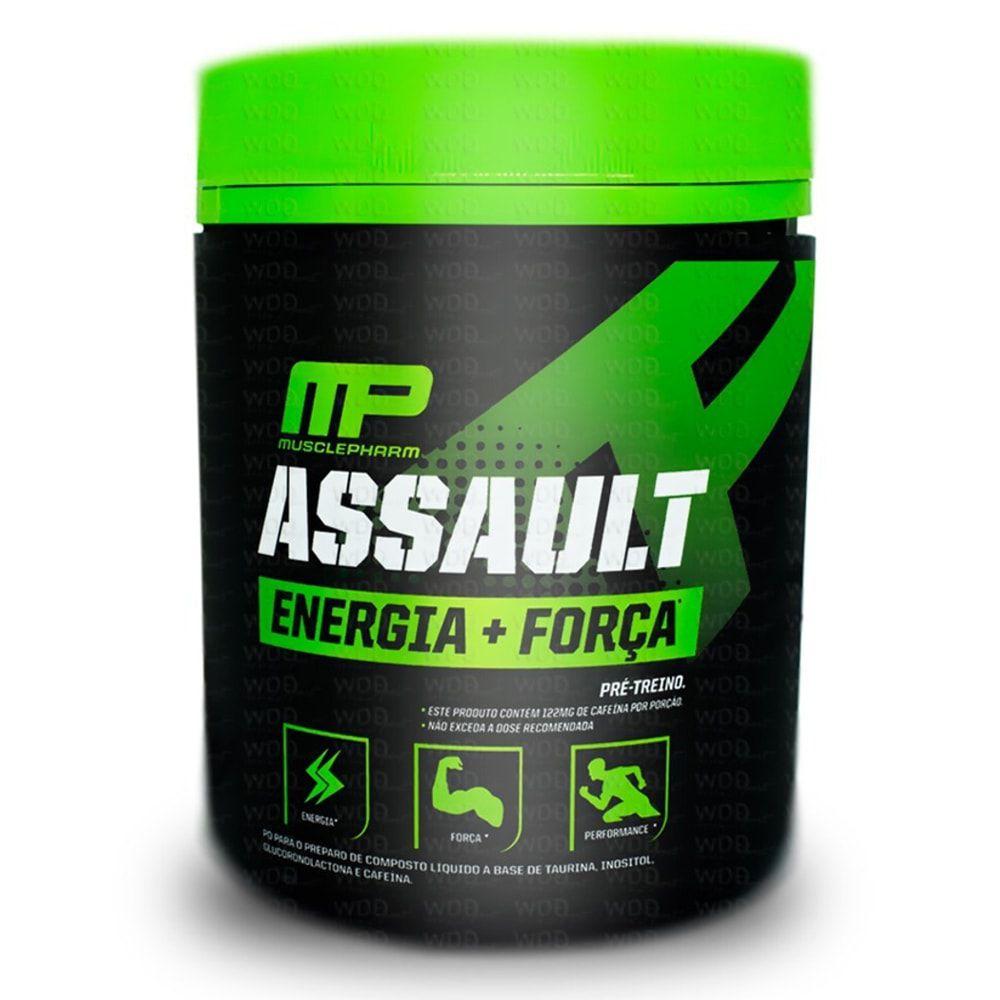 Assault 300g - Muscle Pharm  - Personall Suplementos