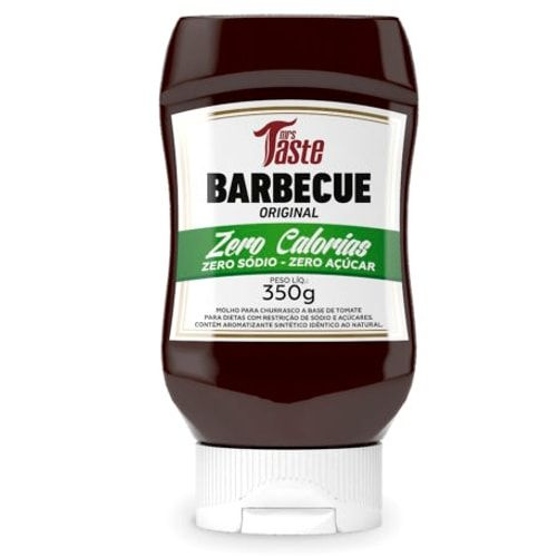 Barbecue 350g - Mrs Taste  - Personall Suplementos