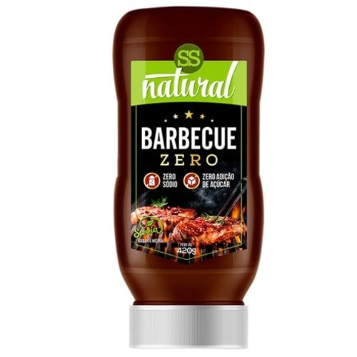 Barbecue Zero 420g - SS Natural  - Personall Suplementos