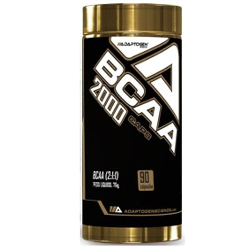 BCAA 2000 90caps - Adaptogen