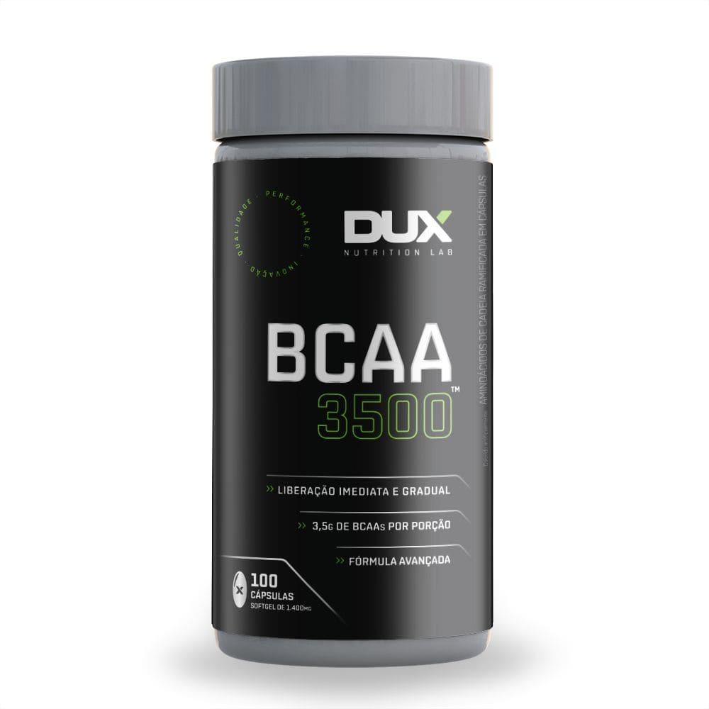 BCAA 3500 100 softgels - Dux Nutrition