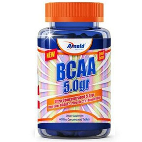 BCAA 5.0gr 60 tabs - Arnold Nutrition