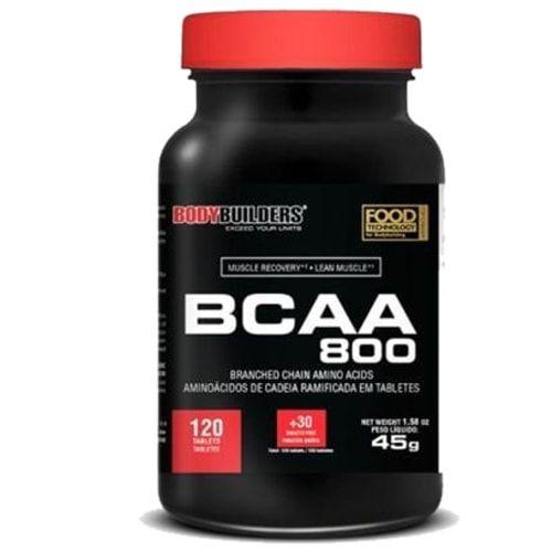 BCAA 800 120tabs - Bodybuilders  - Personall Suplementos