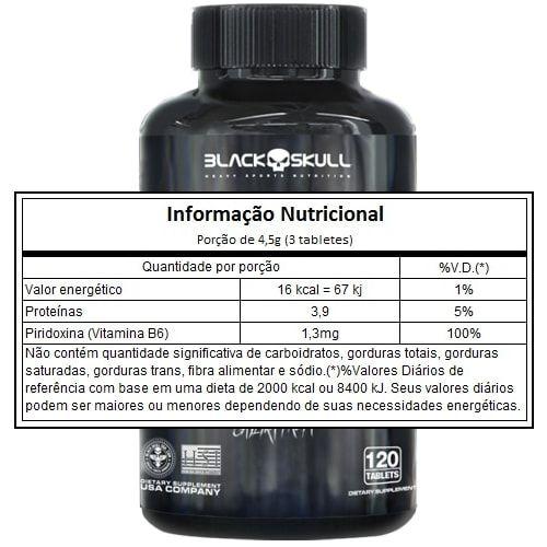 BCAA FKU 240tabs - Black Skull  - Personall Suplementos
