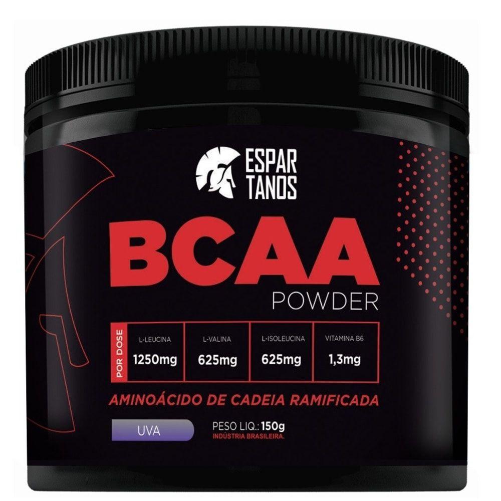 Bcaa Powder 2:1:1 150g - Espartanos  - Personall Suplementos