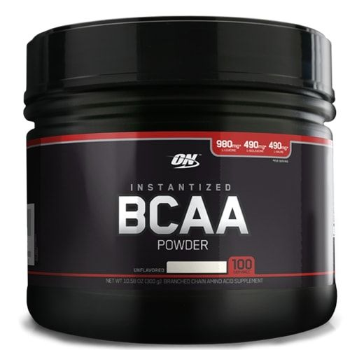 BCAA Powder 300g - Optimum Nutrition  - Personall Suplementos