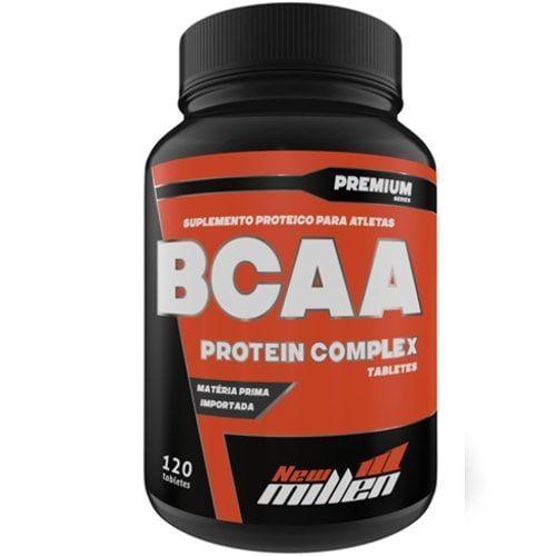BCAA Premium 120tabs - New Millen  - Personall Suplementos
