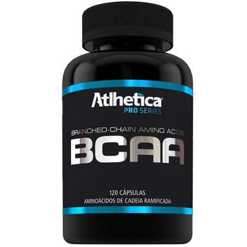 BCAA Pro Series 120caps - Atlhetica Nutrition