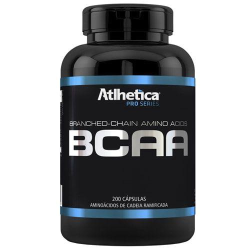 BCAA Pro Series 200 caps - Atlhetica Nutrition