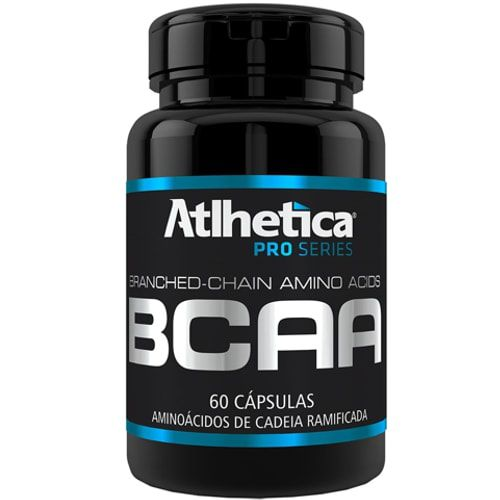 BCAA Pro Series 60 caps - Atlhetica Nutrition  - Natulha
