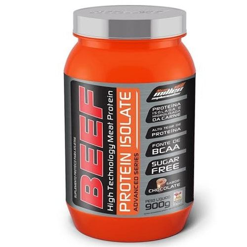 Beef Protein Isolate 900g - New Millen   - Personall Suplementos