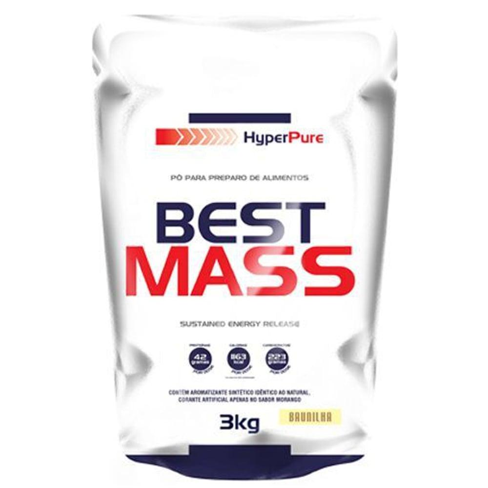 Best Mass 3kg - HyperPure  - Personall Suplementos
