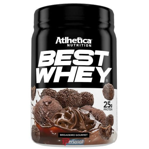 Best Whey 450g - Atlhetica Nutrition  - Personall Suplementos