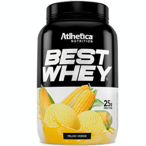 Best Whey 900g - Atlhetica Nutrition  - Personall Suplementos