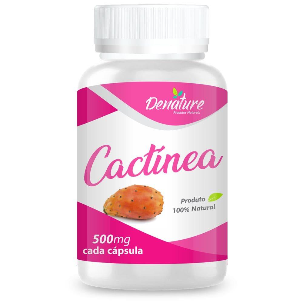 Cactinea 500mg 100 cápsulas - Denature