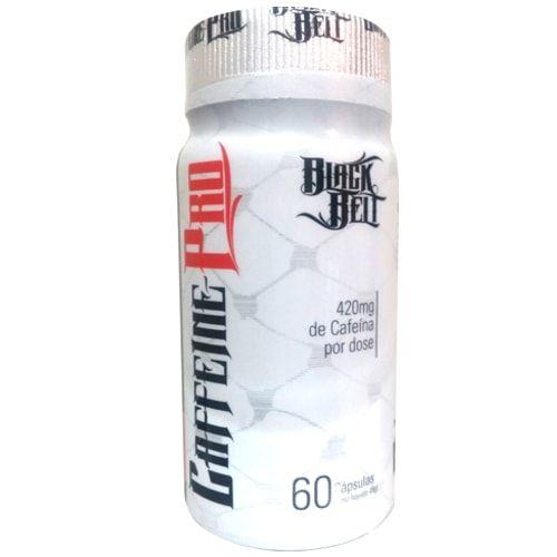Caffeine Pro 60caps - Steel Nutrition  - Personall Suplementos