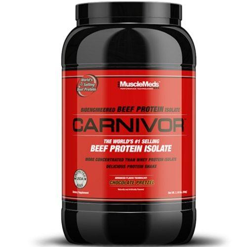 Carnivor 980g - Musclemeds  - Personall Suplementos