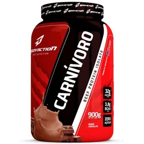 Carnivoro 900g - Body Action  - Personall Suplementos