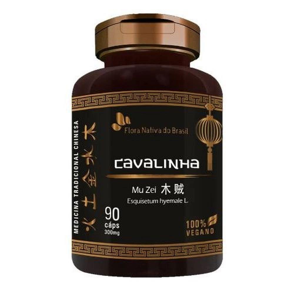 Cavalinha 90 cápsulas - Flora Nativa