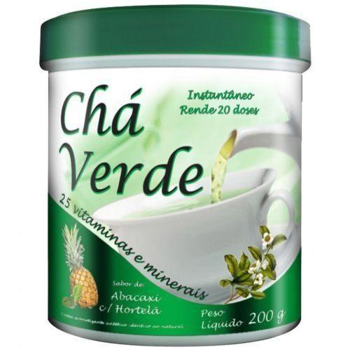 Chá Verde 200g - New Millen  - Personall Suplementos
