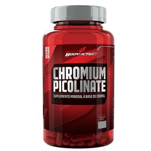 Chromium Picolinate 100caps - Body Action  - Personall Suplementos