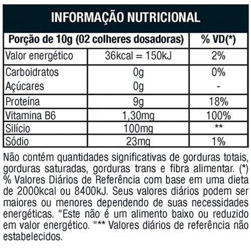 Colágeno Hidrolisado 300g - Nutrata  - Personall Suplementos