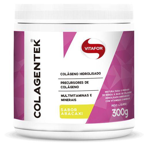 Colagentek 300g - Vitafor  - Personall Suplementos