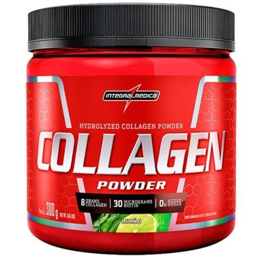 Collagen Powder 300g - Integralmedica  - Personall Suplementos