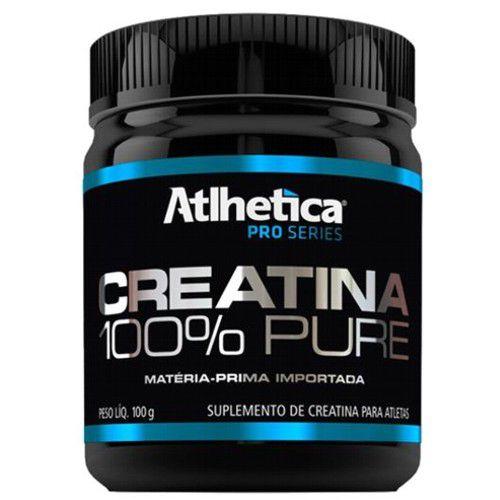 Creatina 100g - Atlhetica Nutrition  - Personall Suplementos