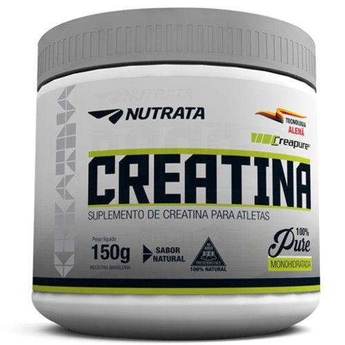 Creatina Creapure 150g - Nutrata  - Personall Suplementos