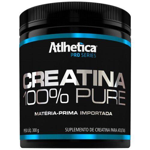 Creatina Pro Series 300g - Atlhetica Nutrition  - Personall Suplementos