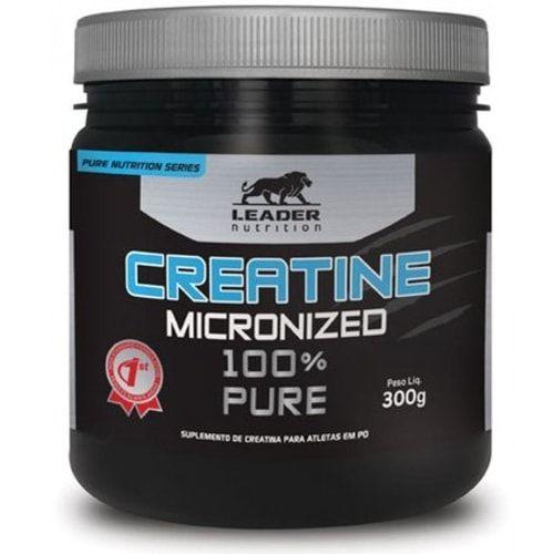 Creatine 300g - Leader Nutrition  - Personall Suplementos