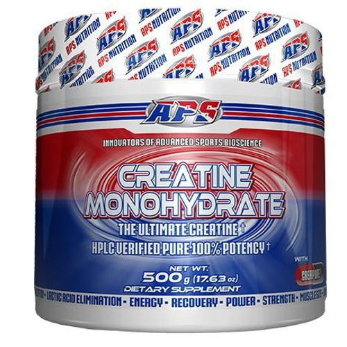 Creatine Monohydrate 500g - APS  - Personall Suplementos