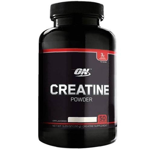 Creatine Powder Black Line 150g - Optimum Nutrition  - Personall Suplementos