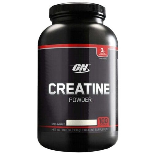 Creatine Powder Black Line 300g - Optimum Nutrition  - Personall Suplementos