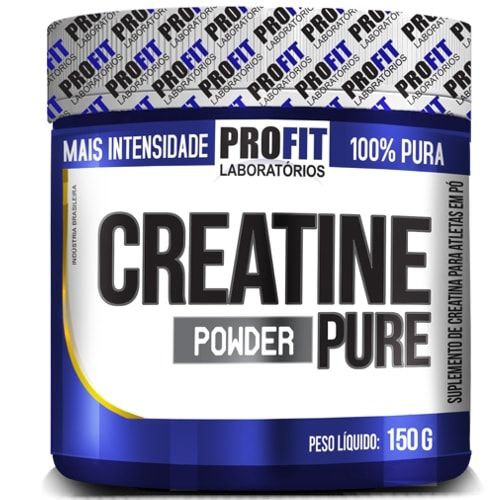 Creatine Pure 150g - Profit  - Personall Suplementos