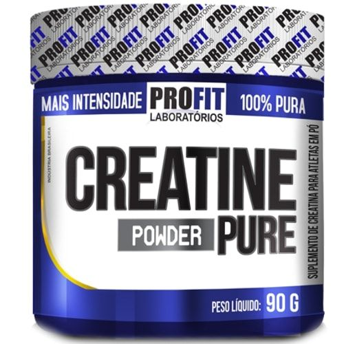 Creatine Pure 90g - Profit  - Personall Suplementos