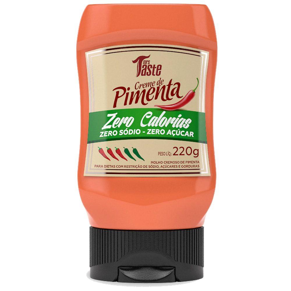 Creme de Pimenta 220g - Mrs Taste  - Personall Suplementos