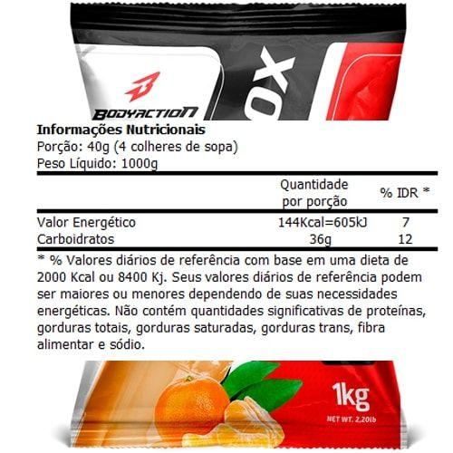 Dextrox 1kg - Body Action  - Personall Suplementos