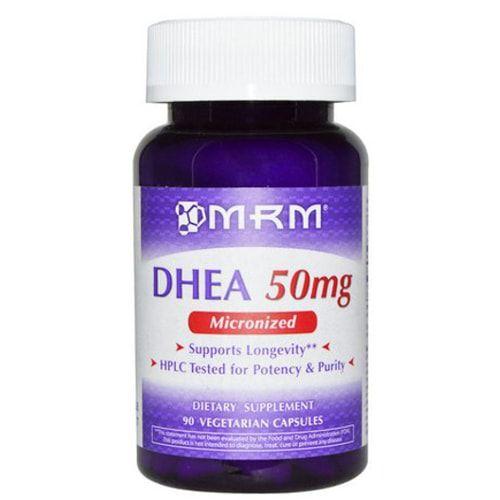 DHEA 50mg 90caps - MRM  - Personall Suplementos
