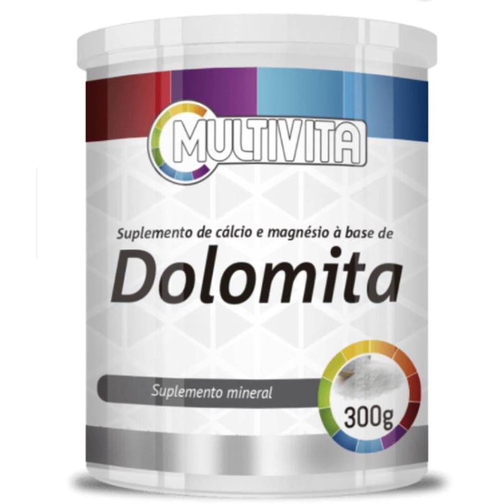 Dolomita em pó 300 gramas - Multivita